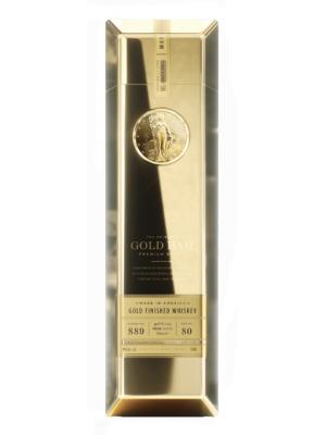 Gold Bar American Whiskey Blend 889 40% ABV 750ml