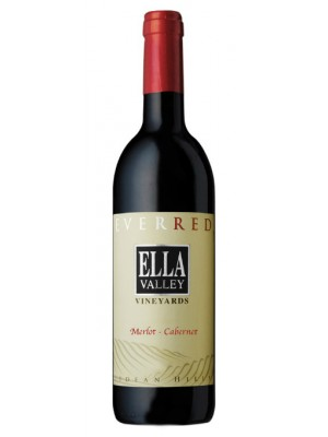 Ella Valley Ever Red 2014 Judean Hills Israel 14.3% ABV 750ml