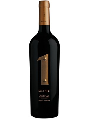 Antigal Malbec 2013 Mendoza 13.9% ABV 750ml
