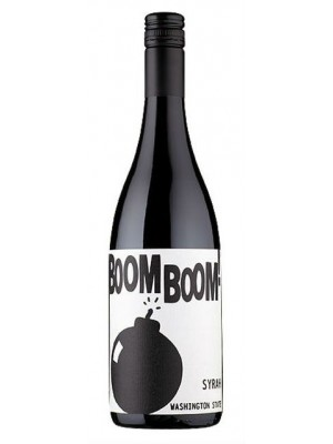 Boom Boom Syrah 2014 Washington 13.5% ABV 750ml