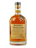 Monkey Shoulder Batch 27 Blended Malt Scotch 43% ABV  750ml