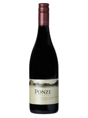 Ponzi Vineyards Tavola Pinot Noir 2015 13.7% ABV 750ml