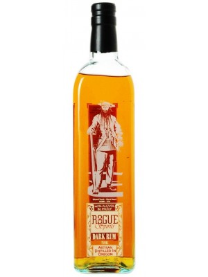 Rogue Spirits Dark Rum Oregon 40% ABV 750ml