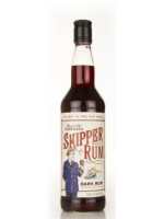 Skipper Finest Old Demerara Dark Rum Guyana 45% ABV 750ml