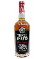Three Sheets Small Batch Rum 40% ABV 750ml