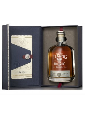 Teeling 24yr Single Malt Irish Whiskey 46% ABV 750ml