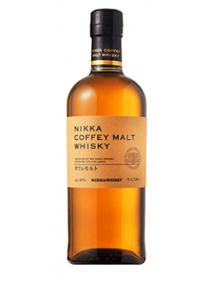 Nikka Coffey Malt Whisky 45% ABV 750ml