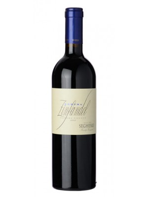 Seghesio Zinfandel Sonoma County  2014 14.8%  ABV  750ml