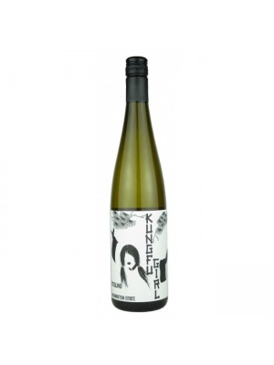 Kung Fu Girl Riesling Columbia Valley 2015 12% ABV 750ml