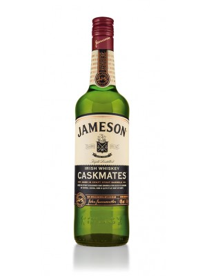 Jameson  Irish  Whiskey Caskmates Stout Edition 40% ABV 750 ml
