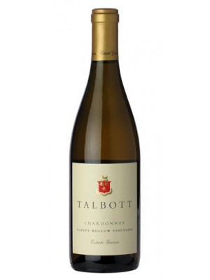 Talbott Chardonnay  Sleepy Hollow Vineyard Santa Lucia Highlands 2013  14.9% ABV 750ml