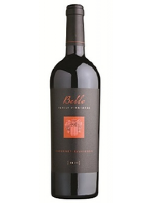 Bello Family Cabernet Sauvignon Napa Valley 2009 14.7% ABV  750ml
