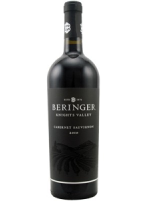 Beringer Cabernet Sauvignon Knights Valley 2012 14.3% ABV 750 ml