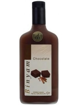 Binyamina Chocolate Liqueur Kosher Binyamina Winery Ltd Binyamina Israel 750ml