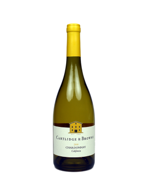 Cartlidge & Browne Chardonnay 2012  Napa County 12% ABV  750ml