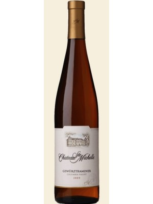 Chateau Ste Michelle Gewurztraminer Columbia Valley 2011 11.5% ABV 750ml