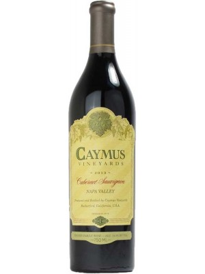 Caymus Cabernet Sauvignon  Napa Valley  Rutherford 2015 14.8% ABV 750ml