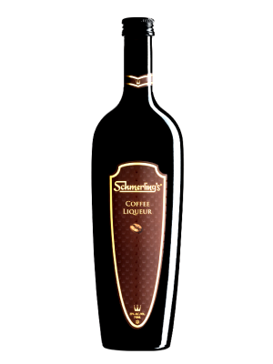 Schmerling's Coffee Liqueur Israel 23% ABV  750ml