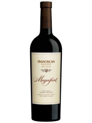 Franciscan Magnificat Meritage Napa Valley 2007 14.5% ABV 750ml