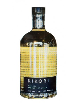 Kikori Whiskey of Japan 41% ABV 750ml