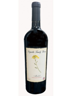 Reynolds Family Merlot Stags Leap District 2008 14.8% ABV  750ml