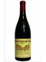 Chateau Fortia Chateauneuf-Du-Pape 2013 14.5% ABV 750ml