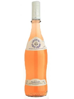 Chateau Saint-Pierre Tradition Cotes De Provence 2014 12.5% ABV 750ml