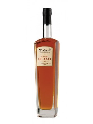 Zachlawi Gourmet Fig Arak Kosher 40% ABV 750ml