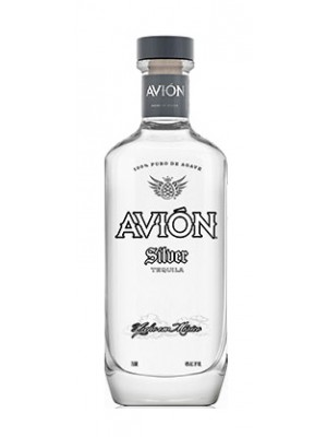 Avion Tequila Silver 40% ABV 750ml