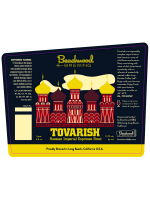 Beachwood Brewing Tovarish  Russian Imperial Espresso Stout 22oz