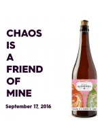 Beachwood Blendary Chaos is a friend of mine 750ml