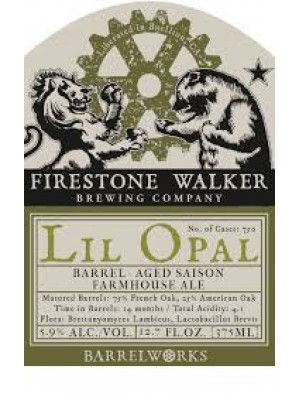 Firestone Walker LiL Opal 375ml