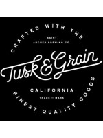 Saint Archers Tusk & Grains Tequila and Bourbon Barrel Coffee Porter