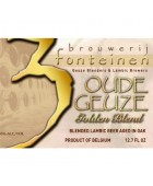 3 Fonteinen Oude Geuze Golden Blend 375ml 2012
