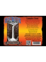 High Water Brewing Campfire Stout 22oz