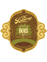 The Bruery Bois Bourbon Barrel 5th anniversary 750 ml