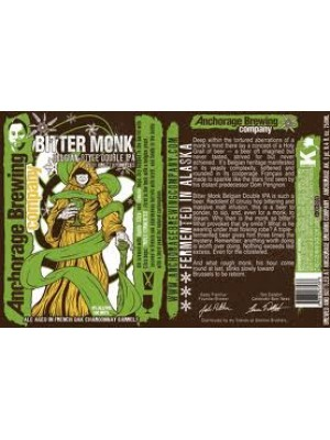 Anchorage Bitter Monk  750 ml