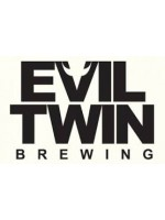 WestBrook Brewing and Evil Twin Brewing Mini Growler Imperial Stout 22oz
