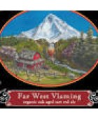 Logsdon Farwest Vlaming Organic oak aged tart red ale 750ml