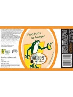 Amager Bryghus Frog Hops To Amager Chocolate Wheat Stout 500ml