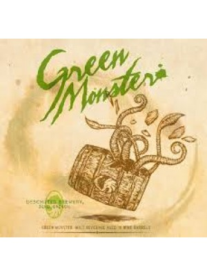 Deschutes Brewery  Green Monster 22oz *****Limit 2 per customer******