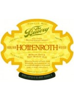 The Bruery Hottenroth  Berlin- Styler Tart Wheat Ale 750 ml