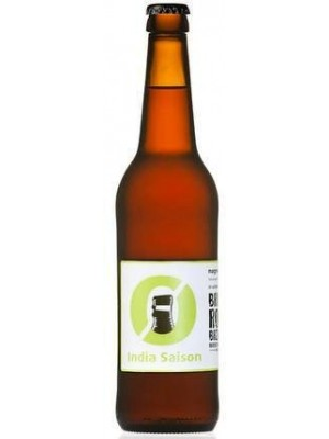 Nøgne Ø / Bridge Road India Saison 500ml