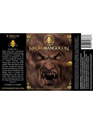 B Nektar Meadery Necromangocon 500ml