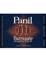 Panil Barriquee Oak aged Sour Red Ale 750 ml