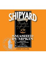 Shipyard Smashed Pumpkin 22oz btl Shipyad Brewing Co Portland Maine