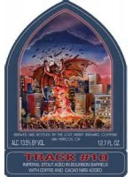 The Lost Abbey Track 10 B out of hell 375ml