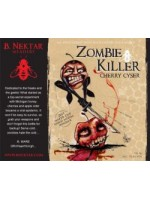 B Nektar Meadery Zombie Killer Cherry Cyser 500ml