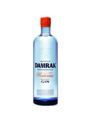 Damrak Amsterdam Gin 41% ABV 750ml