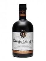 The King's Ginger Liqueur 41% ABV 750ml